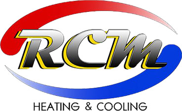 RCM Heating and Cooling Logo